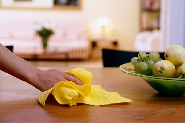 Вытирать пыль