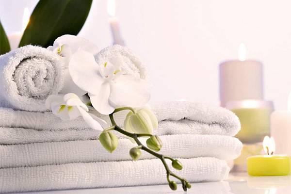 Постельное и полотенца