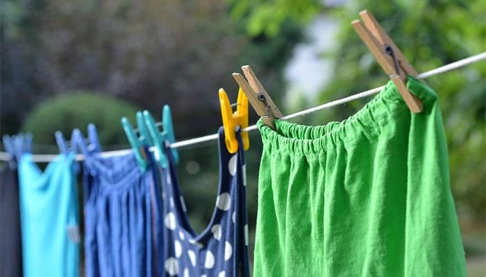 Сушить белье