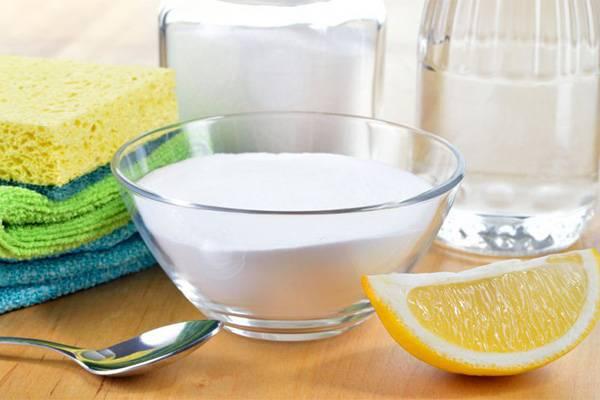 Лимон сода
