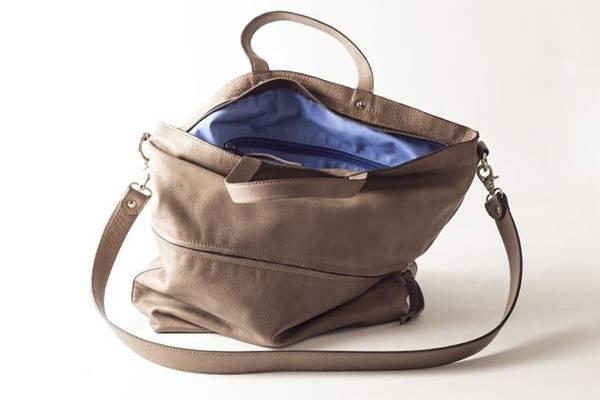 Проветрить сумочку