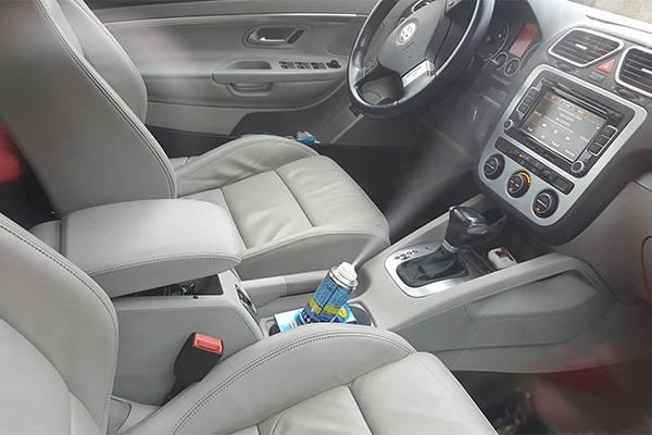Баллончик в авто