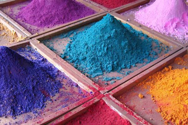 Краска для ткани