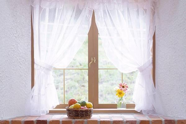 Тюль, окно