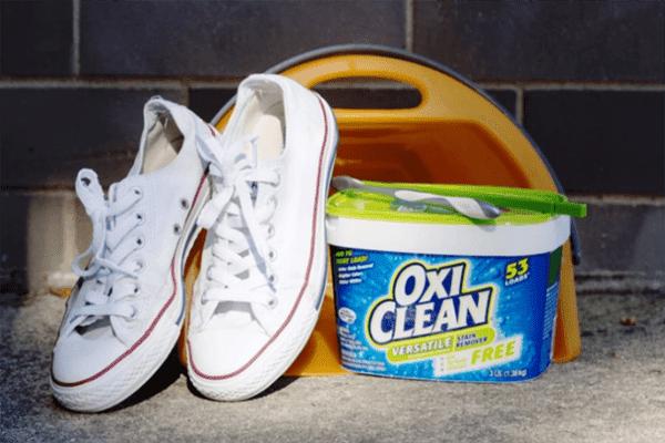 чистка подошвы