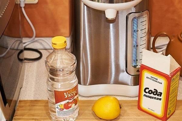 несколько способов безопасного очищения термопота