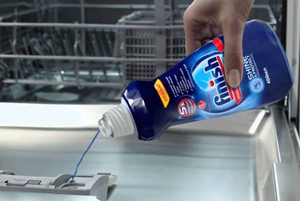 Как запустить посудомоечную машину