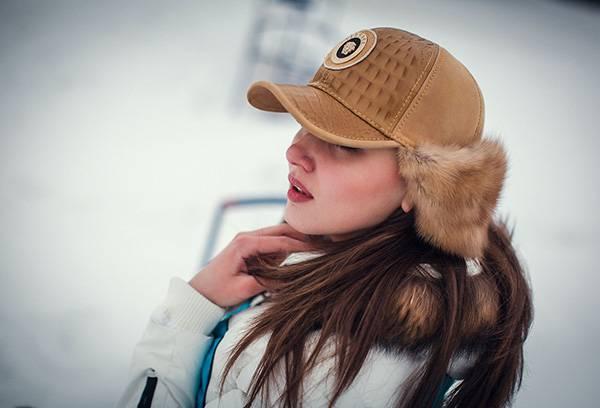 Зимние кепки