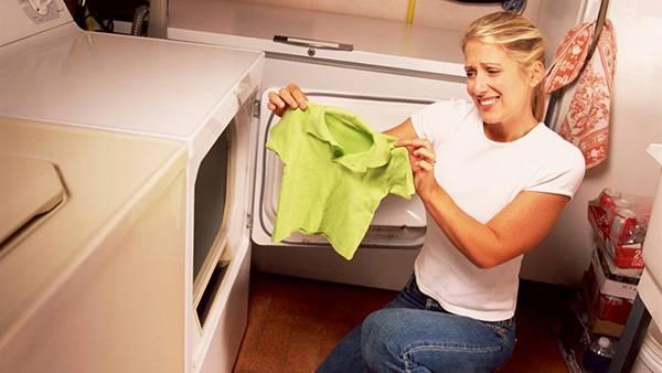 как стирать хлопок