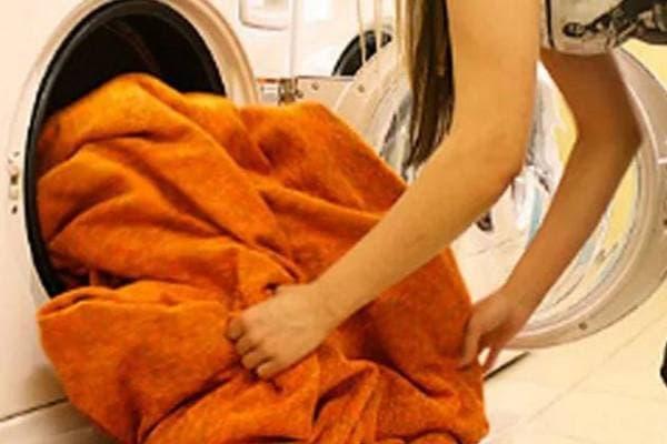 одеяло в стиральной машине