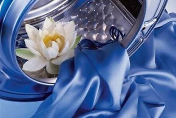 Стирка шелка в стиральной машине