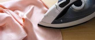 Шелк гладить