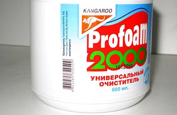 Profoam 2000