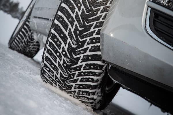 хранение зимних шин