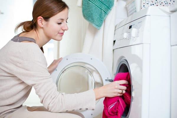 стирать полиэстер в стиральной машинке