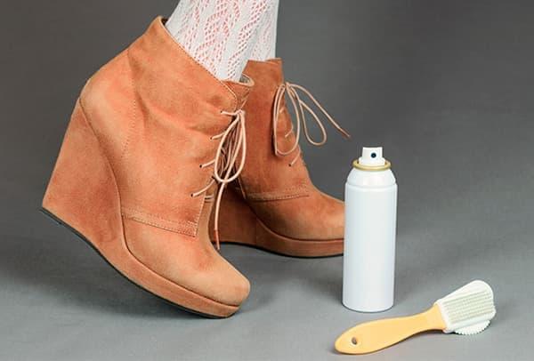 покрасить обувь