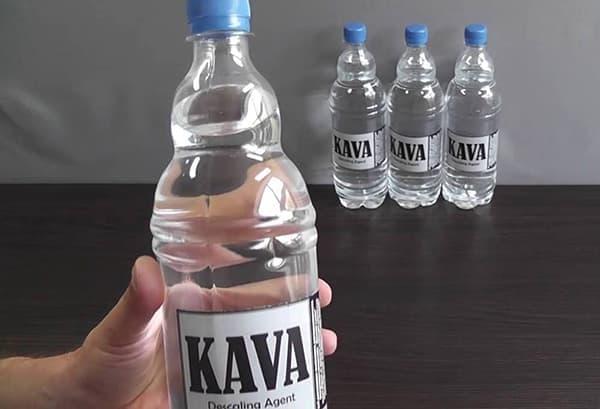 КAVA Descoling Agent
