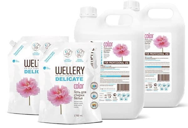 Wellery DELICATE Color