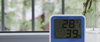 Норма влажности воздуха
